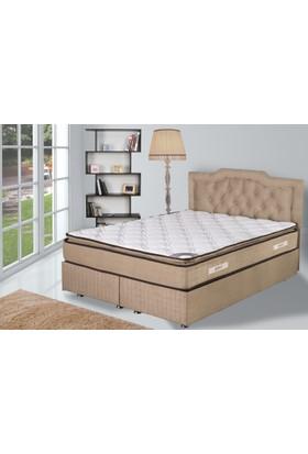 GRAND BEDS Nazar Ortopedik Yaylı Pedli Yatak
