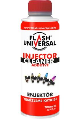 Flash Universal Enjektör Temizleme Katkısı 250 ml