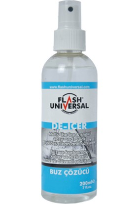 Flash Universal Buz Çözücü