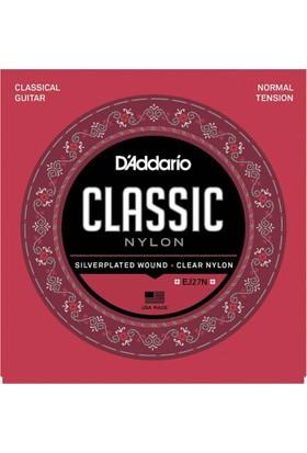 D'Addario Classic EJ27N Normal Tansiyon Klasik Gitar Teli
