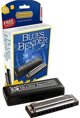 Hohner Blues Bender Mızıka (Do Majör)