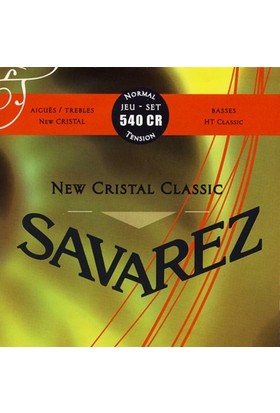 Savarez 540CR Normal Tension Klasik Gitar Teli