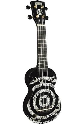 Mahalo Soprano Ukulele (Target Black)