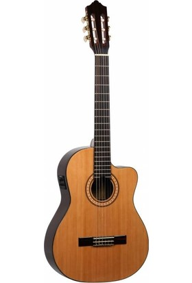 Ashton CG90CEQ Elektro Klasik Gitar