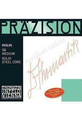 Thomastik Infeld 53 Prazision Tek Keman Teli D (Re)