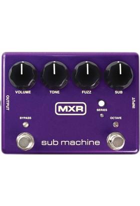 MXR M225 Sub Machine Fuzz Pedalı