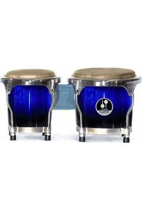 Sonor CMB 45 BBHG Blueburst High Gloss Bongo