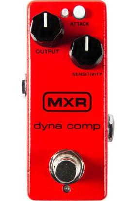 MXR M29 Dyna Comp Mini Compressor Pedalı