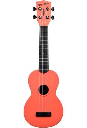 Kala KA-SWB-RD Waterman Soprano Ukulele (Kırmızı)