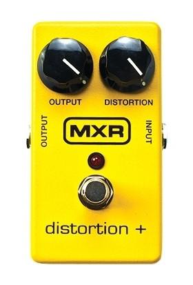 MXR M104 Distortion + Pedalı