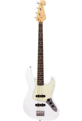 SX SJB62 OWH Bass Gitar