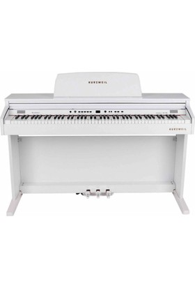 Kurzweil KA130WH Dijital Piyano (Beyaz)
