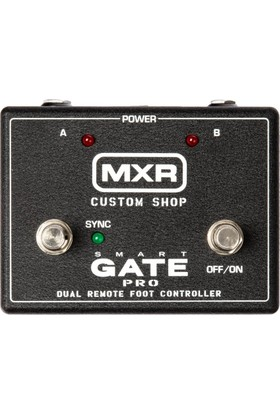 MXR M235FC Pro Smart Gate Foot Controller