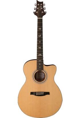 Prs Se Angelus Elektro Akustik Gitar (Natural)