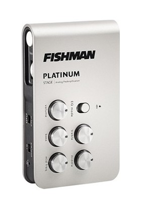 Fishman Platinum Stage EQ/DI Analog Preamp Pedal