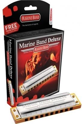 Hohner Marine Band Deluxe E Mızıka (Mi Majör)