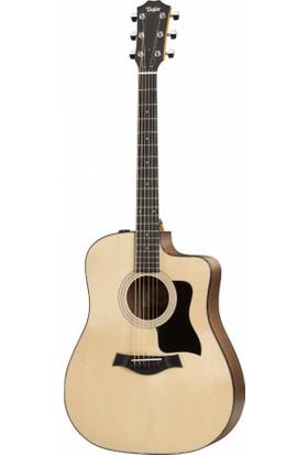 Taylor 110ce Walnut Sitka Elektro Akustik Gitar