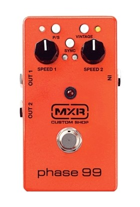 MXR CSP099 Phase 99 Phaser Pedalı
