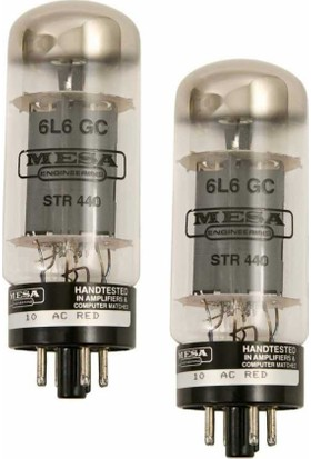 Mesa Boogie 6L6 GC STR-440 Ampli Lambası
