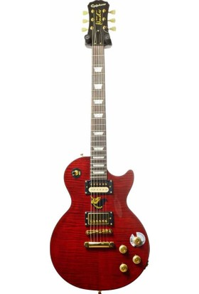Epiphone Ltd. Ed. Mayday Monster Les Paul Standart Outfit Elektro Gitar