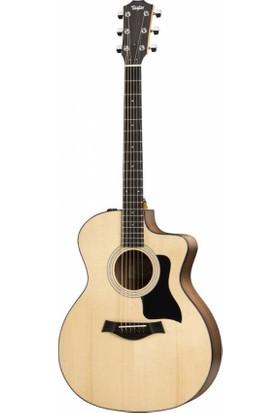 Taylor 114ce Walnut Sitka Elektro Akustik Gitar