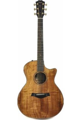 Taylor K24CE Koa Elektro Akustik Gitar