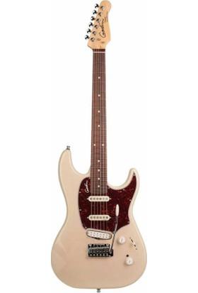 Godin Progression Plus Trans Cream HG RN Elektro Gitar