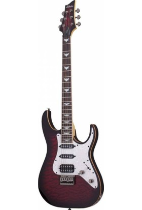 Schecter Banshee-6 Extreme Elektro Gitar (Black Cherry Burst)