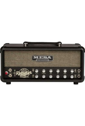 Mesa Boogie Dual Rectoverb 25 Elektro Gitar Kafa Amfi