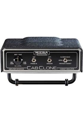 Mesa Boogie Cabclone 16 Ohm Kabin Simülatörü