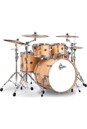 Gretsch Renown Maple Akustik Davul Set RN1-E8246-GN