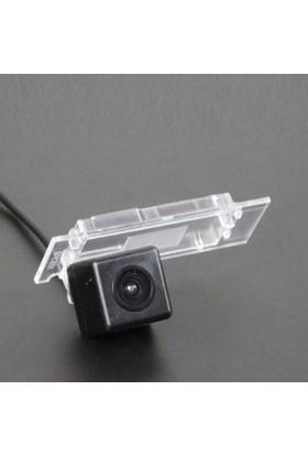 Plakalık Geri Görüş Kamerası Renault Kadjar