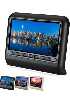 For-x DVD SD USB Koltuk Arkası Başlık Monitör Oyunlu