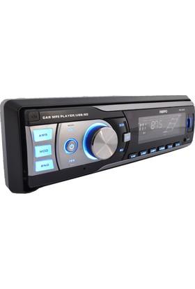 Pilippo PO-620 USB SD Radyo Kumandalı Oto Teyp