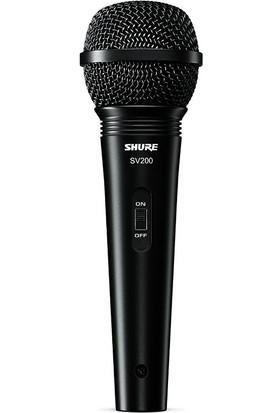 Shure SV200 Dinamik Mikrofon