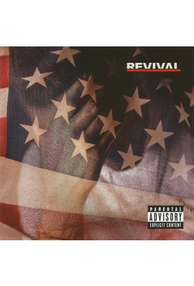 Eminem ‎– Revival Cd