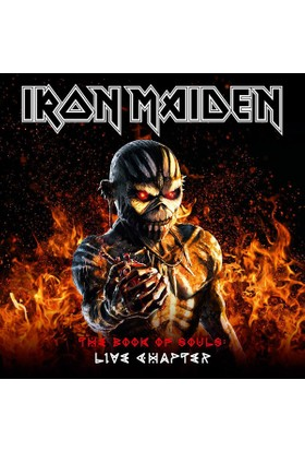 Iron Maiden ‎– The Book Of Souls: Live Chapter 2Cd