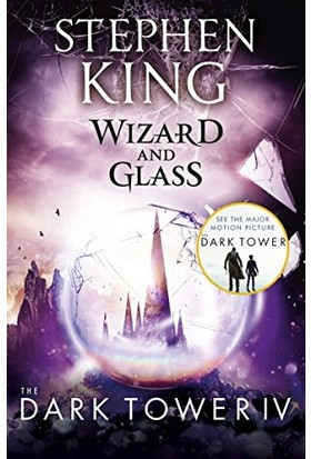 Stephen King - The Dark Tower Iv: Wizard And Glass İngilizce Kitap