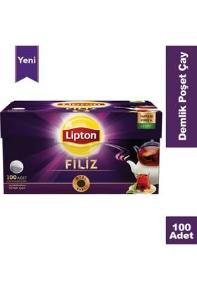 Lipton Filiz Çay Demlik 100'lü