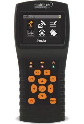 Multibox MB-1000 Plus HD ve SD Uyumlu Uydu Yön Bulucu