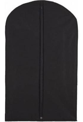 Sanalevshop Takım Elbise Kılıfı Koruyucu Kılıf 100X63 Cm 10 Adet