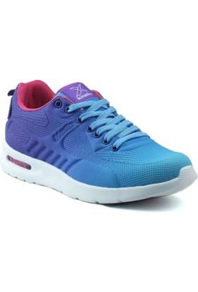 Kinetix Mor Kadın Günlük Ayakkabı 100249780