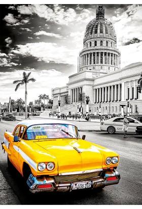 Educa Puzzle 1000 Parça Havana Küba Taksi 17690