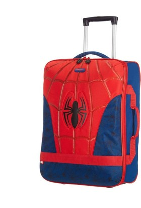 Samsonite Spiderman Çekçekli Valiz 16C-41006