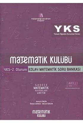 Matematik Kulübü Yks 2. Oturum Kolay Matematik Soru Bankası - Kemal Çinçin