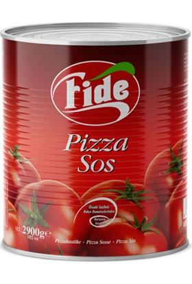 Fide Pizza Sosu 3 kg 3'lü Koli