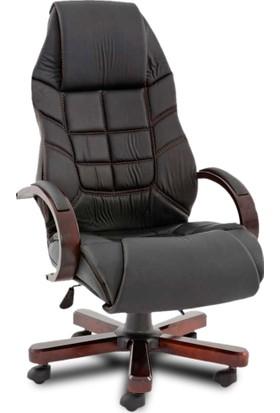 YMV Ofis Koltuğu, Ofis Sandalyesi, Saturn Müdür Koltuğu, Yönetici Koltuğu, Ahşap