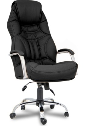 YMV Ofis Sandalyesi, Uzay Müdür Koltuğu, Yönetici Koltuğu, Siyah