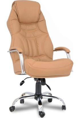YMV Ofis Sandalyesi, Uzay Müdür Koltuğu, Yönetici Koltuğu, Süt kahvesi