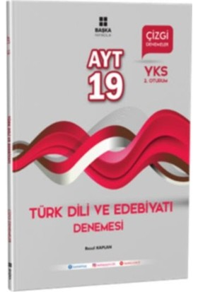 Başka Ayt Türk Dili Ve Edebiyatı 19 Çizgi Denemesi